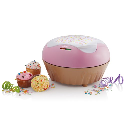 valentine day cupcakes recipes with the sunbeam cupcake maker