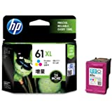 HP 61XL インクカートリッジ カラー( 増量 ・ カラー3色一体 ) CH564WA