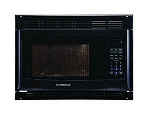Rv Trailer Camper Appliances Microwave .9 Cu. Ft. Black W/Trim Fr980B