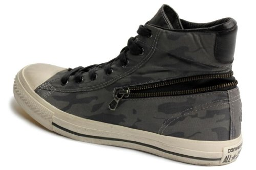 Converse Mens Ct Zip Hi Charcoal 139989c 11