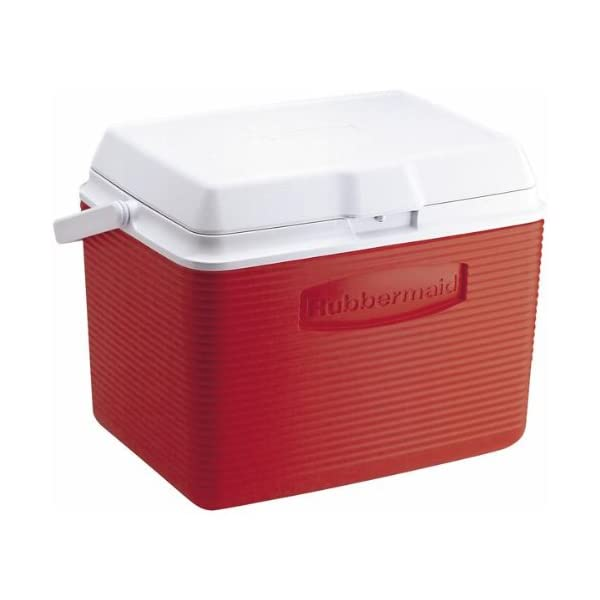 Dealtz 24-Quart Ice Chest Cooler Red at Sears.com