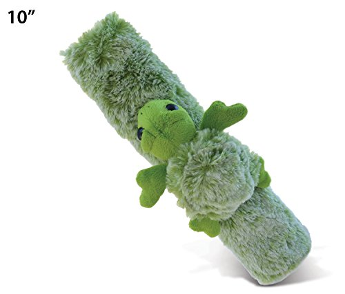 Puzzled Sea Turtle Super-Soft Plush Seat Belt Cover