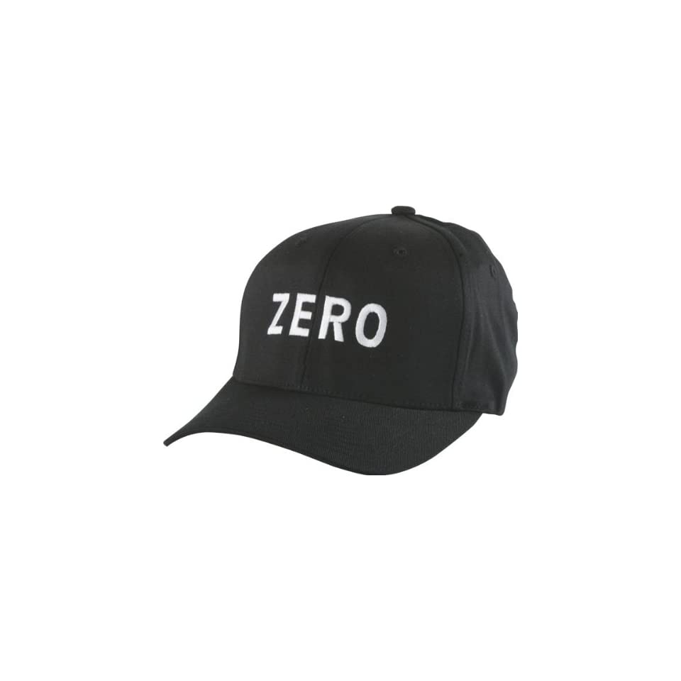 bda7660ce12 Zero Army Hat Youth Black Flex Fit Skate Hats on PopScreen
