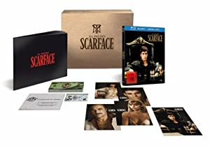 Scarface (Special Limited Edition in Holzbox) [Blu-ray]