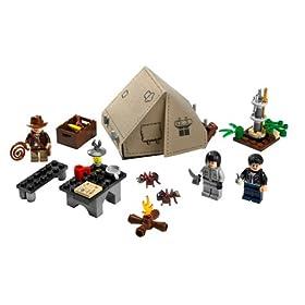 Amazon - LEGO Indiana Jones Jungle Duel - $9.99