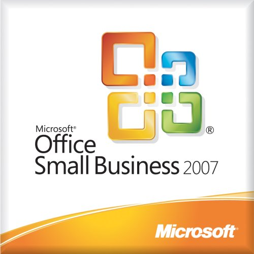 Microsoft Office Small Business 2007 Medialess License Kit For System Builders - 3 Pack [License Only] [Old Version]