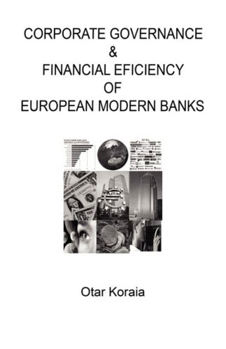 CORPORATE GOVERNANCE & FINANCIAL EFICIENCY OF