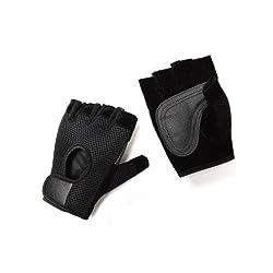 CAP Mesh Weight Lifting Gloves (Medium)