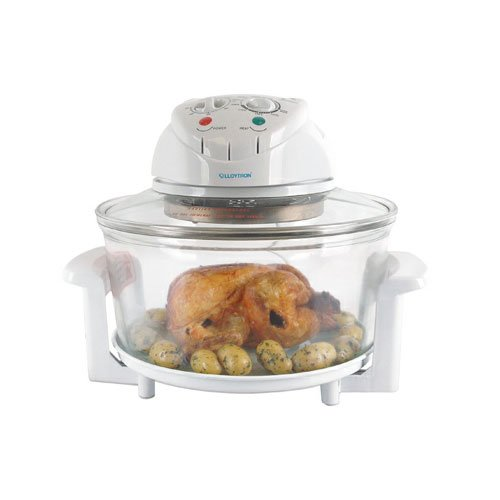 Lloytron E4701 12 Litre Halogen Convection Oven