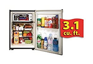 Norcold DE0788B 3.1 cu ft AC/DC Refrigerator