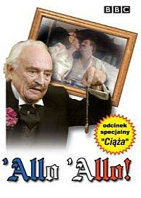 Allo Allo - special Episode Pregnancy - DVD POLAND