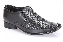 BellBut Black Men Formal Shoes(552)