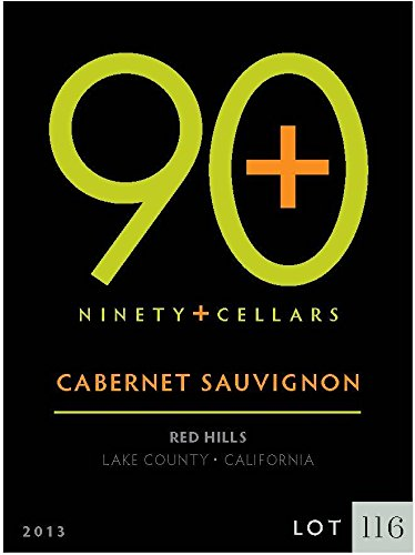 2013 90+ Cellars Lot 116 Red Hills Cabernet Sauvignon 750 Ml