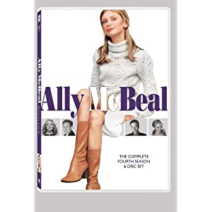Ally McBeal: The Complete Fourth Season