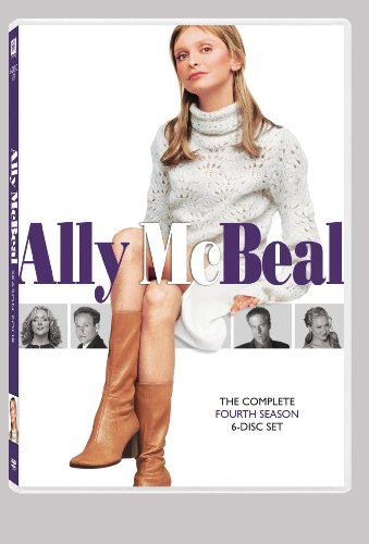 Ally Mcbeal: Season 4 [DVD] [Region 1] [US Import]