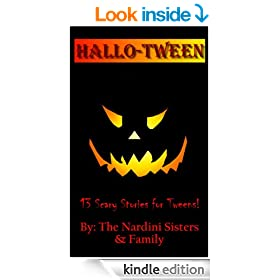HALLO-TWEEN (13 Scary Stories for Tweens!)
