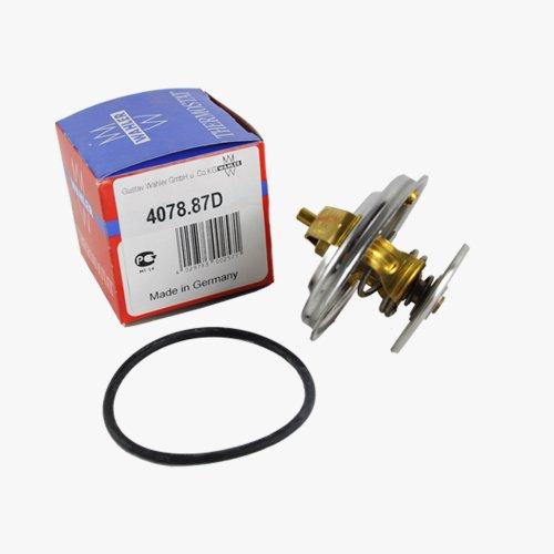mercedes-benz-cooling-engine-coolant-thermostat-wahler-oem-407887d-1963-1965-190c-190dc-1984-1993-19