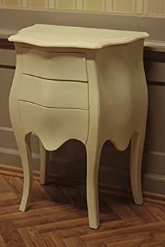 chest of drawers creme baroque style