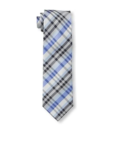 English Laundry Men's Tie, Blue, One Size