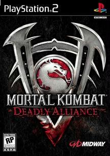 Midway Entertainment-Mortal Kombat: Deadly Alliance