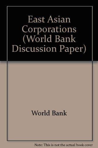 east-asian-corporations-world-bank-discussion-paper