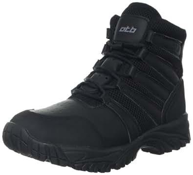 New Balance Tactical Men's Bushmaster 6-Inch Boot,Black,7.5 D US