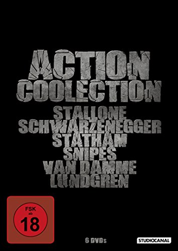 Action Coolection [6 DVDs]