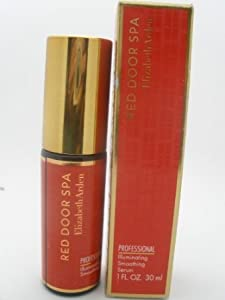 Elizabeth Arden Red Door Spa Professional Illuminating Smoothing Serum, 1 Oz. / 30 Ml