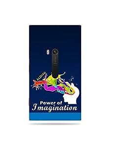 alDivo Premium Quality Printed Mobile Back Cover For Nokia Lumia 920 / Nokia Lumia 920 Printed Back Case Cover (MKD1031)