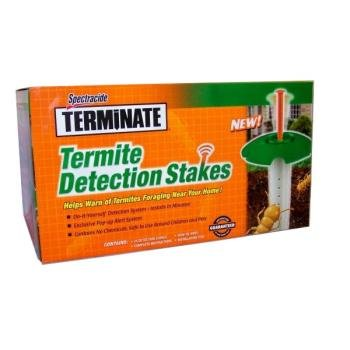 Spectracide Terminate Termite Detection Stakes Kit