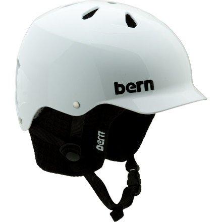 Bern Watts Hard Hat w/Knit Liner