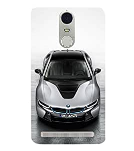 EPICCASE sexy bmw Mobile Back Case Cover For Lenovo K5 Note (Designer Case)