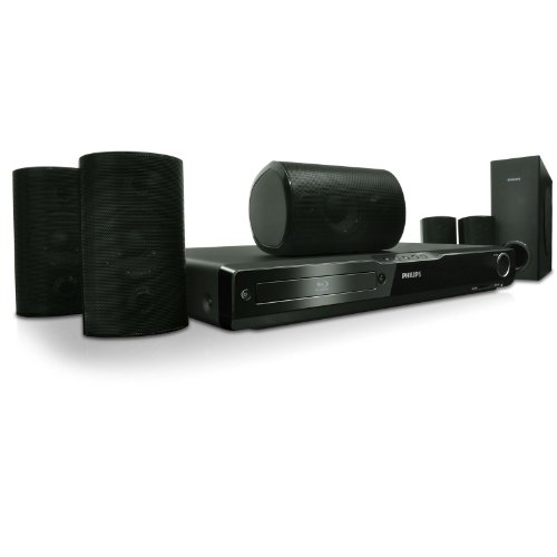 Philips Blu-ray Home Theater System Philips Blu-ray Home Theater System