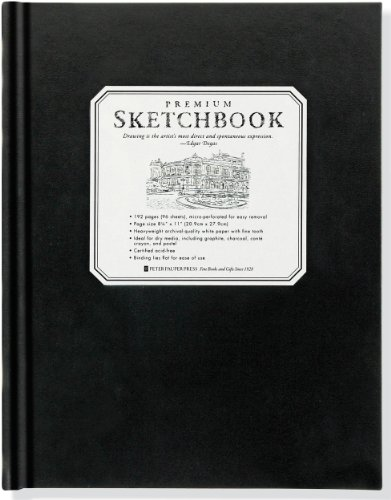 premium-black-sketchbook-large-8-1-2-inch-x-11-inch-micro-perforated-pages