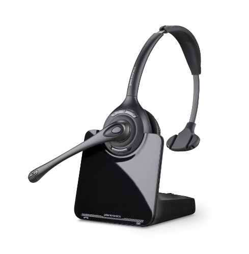 Micro-casque Plantronics cs 510 - Convertible DECT