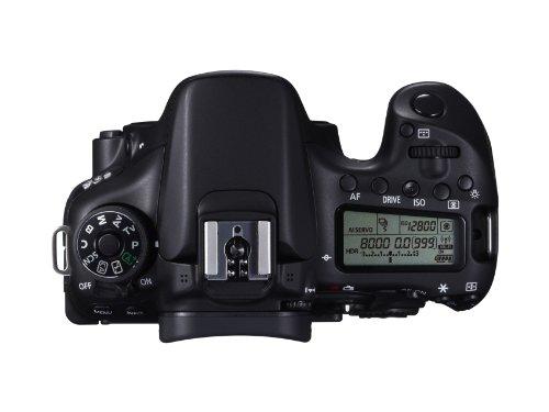 Canon-EOS-70D-Fotocamera-Reflex-Digitale-202-Megapixel-NeroAntracite-Canon-EF-50-mm-f18-STM-Obiettivo-con-Lunghezza-Focale-Fissa
