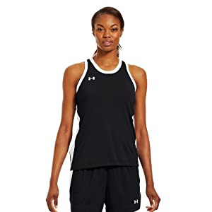 Under Armour Ladies UA Recruit Sleeveless T-Shirt by Under Armour