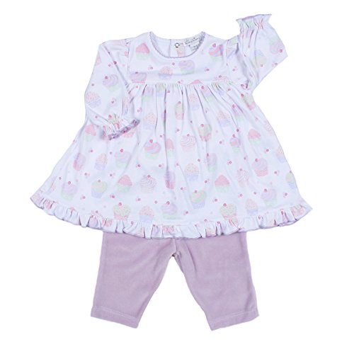 Kissy Kissy - Scrumptious Dress And Velour Legging-18-24Mos front-113484