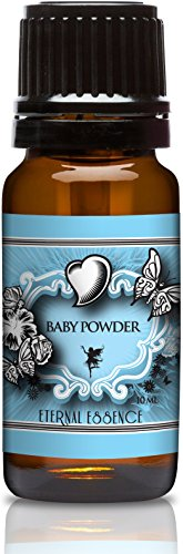 Baby Powder Premium Grade Fragrance Oil - 10ml - Scented Oil (Spray Baby Powder compare prices)