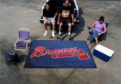 Fan Mats 6434 MLB - Atlanta Braves 60