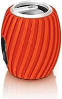 Philips SBA3011ORG/00 SoundShooter Enceinte portable pour iPhone/iPod/Smartphone/Baladeur MP3 2 W Orange