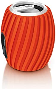 Philips SBA3011ORG/00 SoundShooter Enceinte portable pour iPhone/iPod/Smartphone/Baladeur MP3 2 W Orange