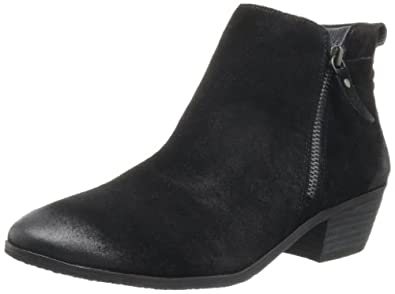 Vince Camuto Women's Tricera Boot,Black,5.5 M US