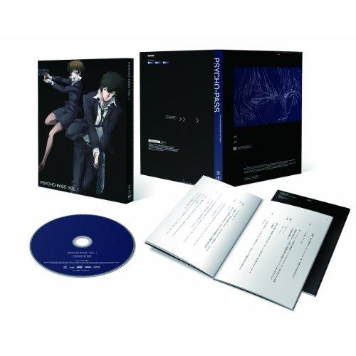 PSYCHO-PASS サイコパス (初回生産限定版) 全8巻セット [マーケットプレイス DVDセット]