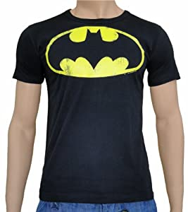 Batman - Logo Logoshirt T-Shirt Black, XS