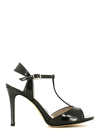 Grace shoes 173 Sandalo tacco Donna Nero 36