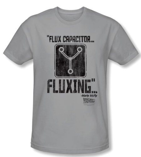 T-Shirt - Back to the Future - Fluxing