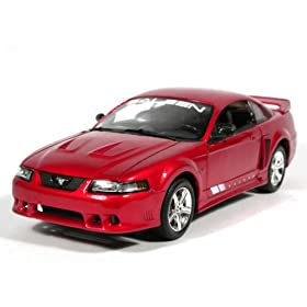 diecast car: 2003 Saleen Mustang 2 Fast 2 Furious diecast model car