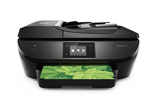 HP Officejet 5740 Wireless All-In-One Inkjet Printer (B9S76A#B1H) - Discontinued by Manufacturer