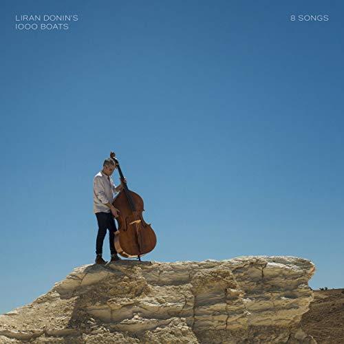 Vinilo : DONIN, LIRAN / 1000 BOATS / DONIN, LIRAN - 8 Songs (United Kingdom - Import)
